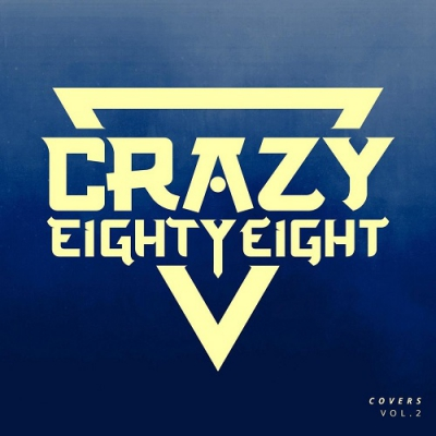CrazyEightyEight - Covers, Vol.2 [EP] (2017)